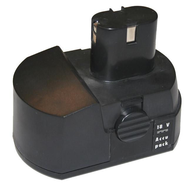 Аккумулятор 18 V (с выступом)